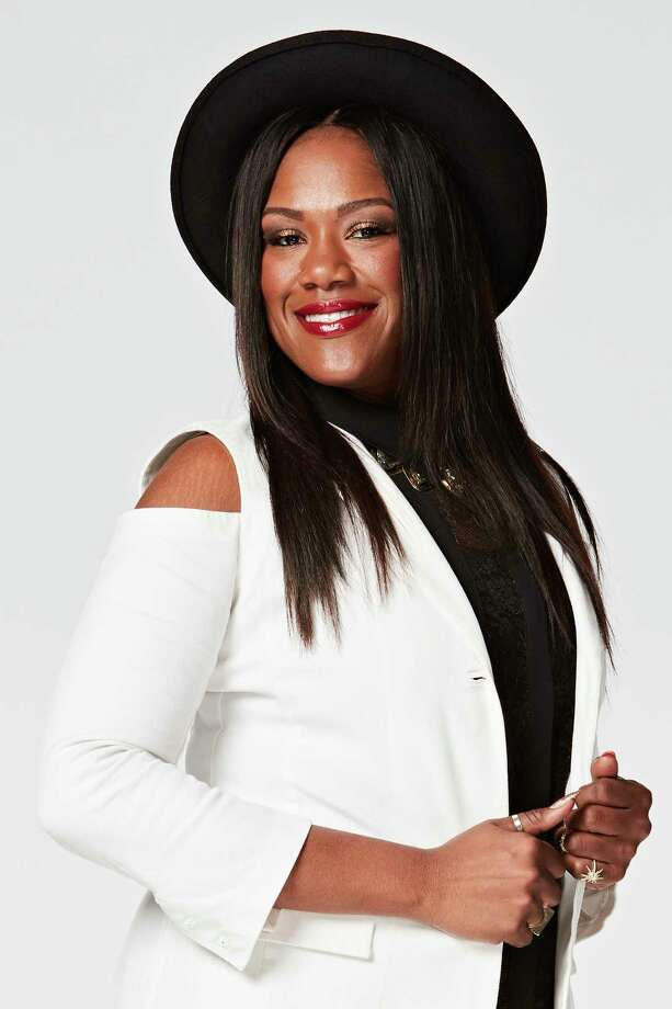 Keisha Renee, who spent time living in Houston and still has family here, turned four chairs on The Voice. Photo: NBC / 2017 NBCUniversal Media, LLC