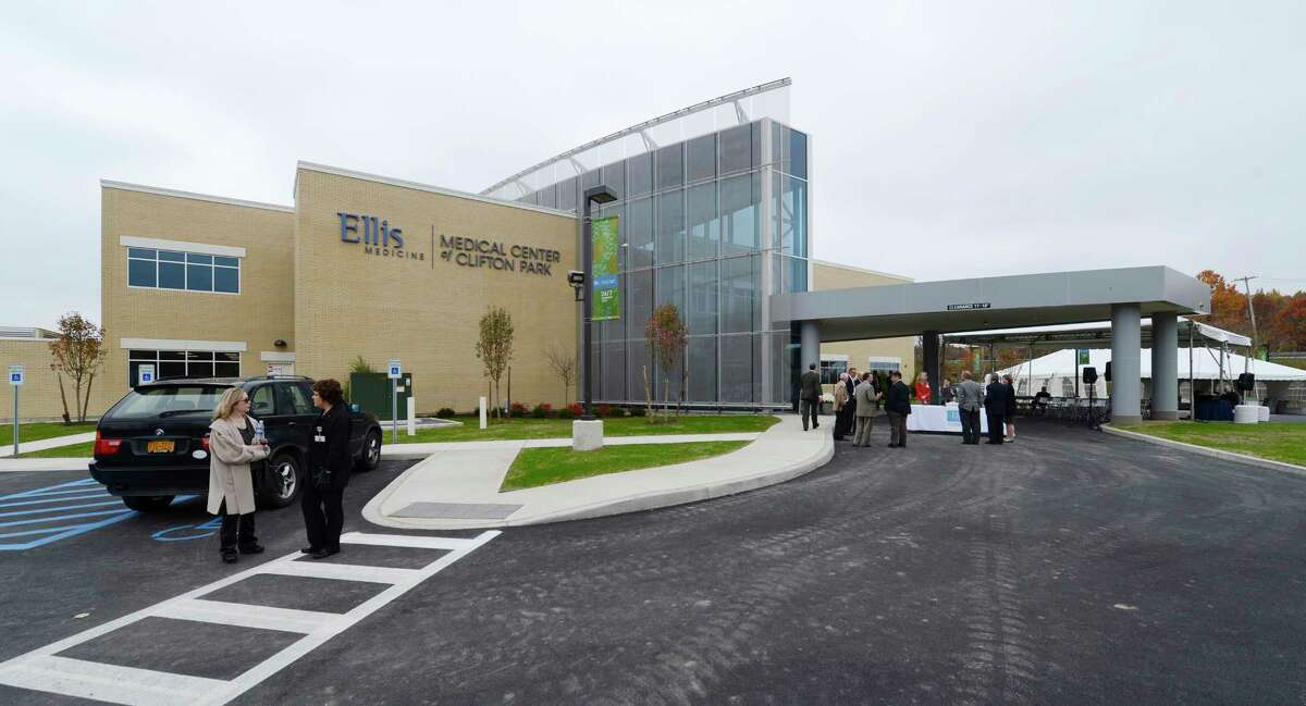 Ellis Medicine had it's official opening of the new Ellis Medical Center in Clifton Park, N.Y. Oct 26, 2012. The Center also has an