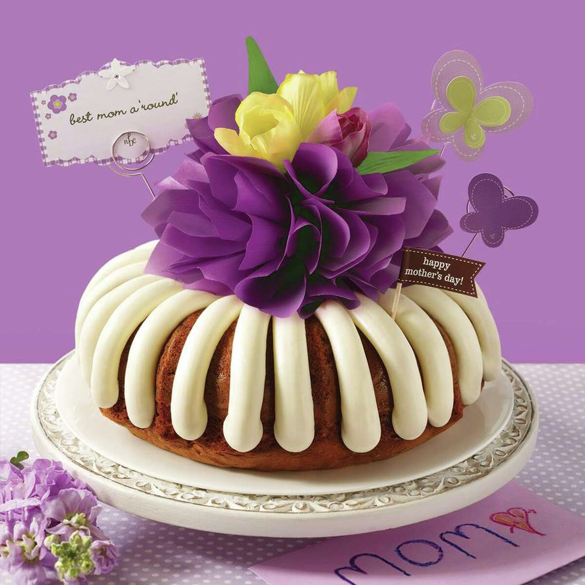 Best bakery 3. Nothing Bundt Cakes 110 Wolf Rd Unit 2, Albany | Website