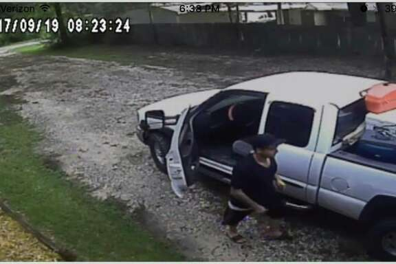 The Montgomery County Sheriff's Office is searching for a suspect who stole an ATV from a Porter home's garage on Sept. 19, 2017.