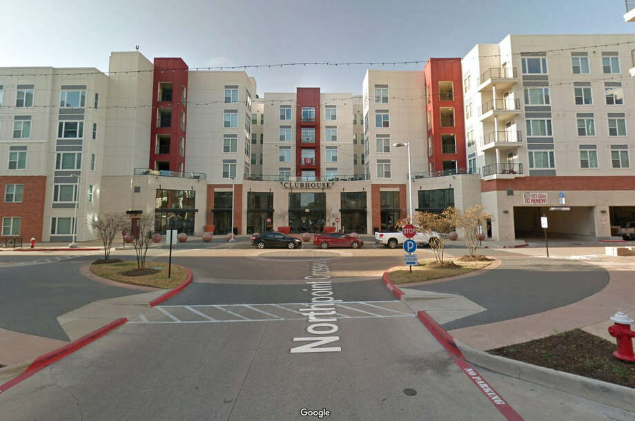 Person dies after jumping from northpoint crossing parking for Garage a persan