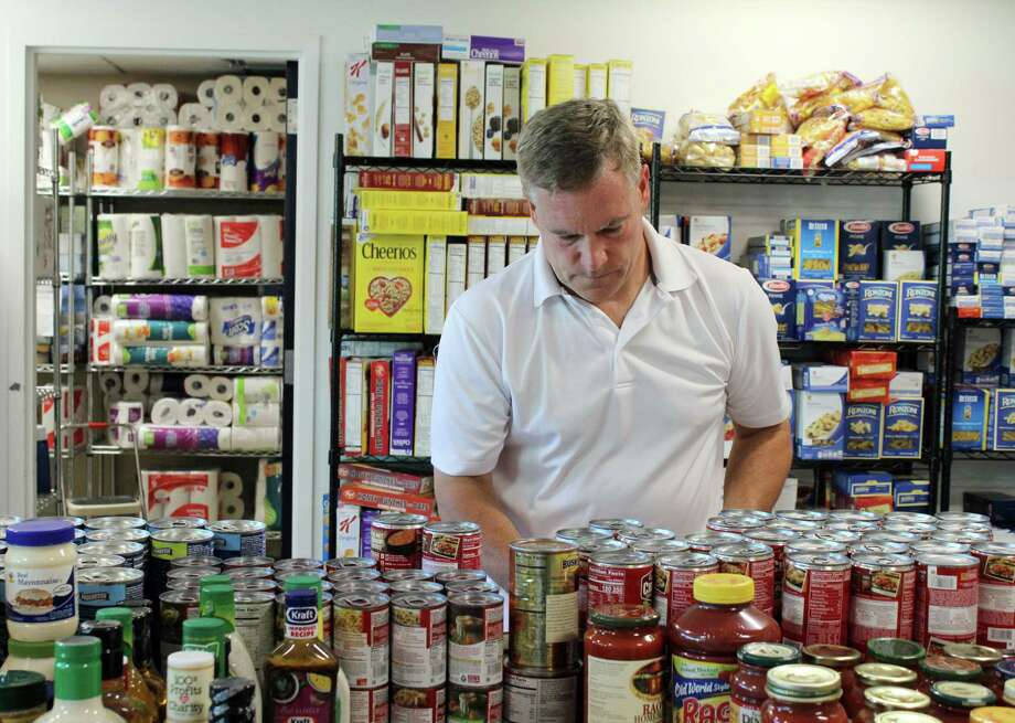 Department of Social Services, Food Pantry Credit percentage: 60 | Amount requested: $10,000 Photo: Stephanie Kim / Hearst Connecticut Media