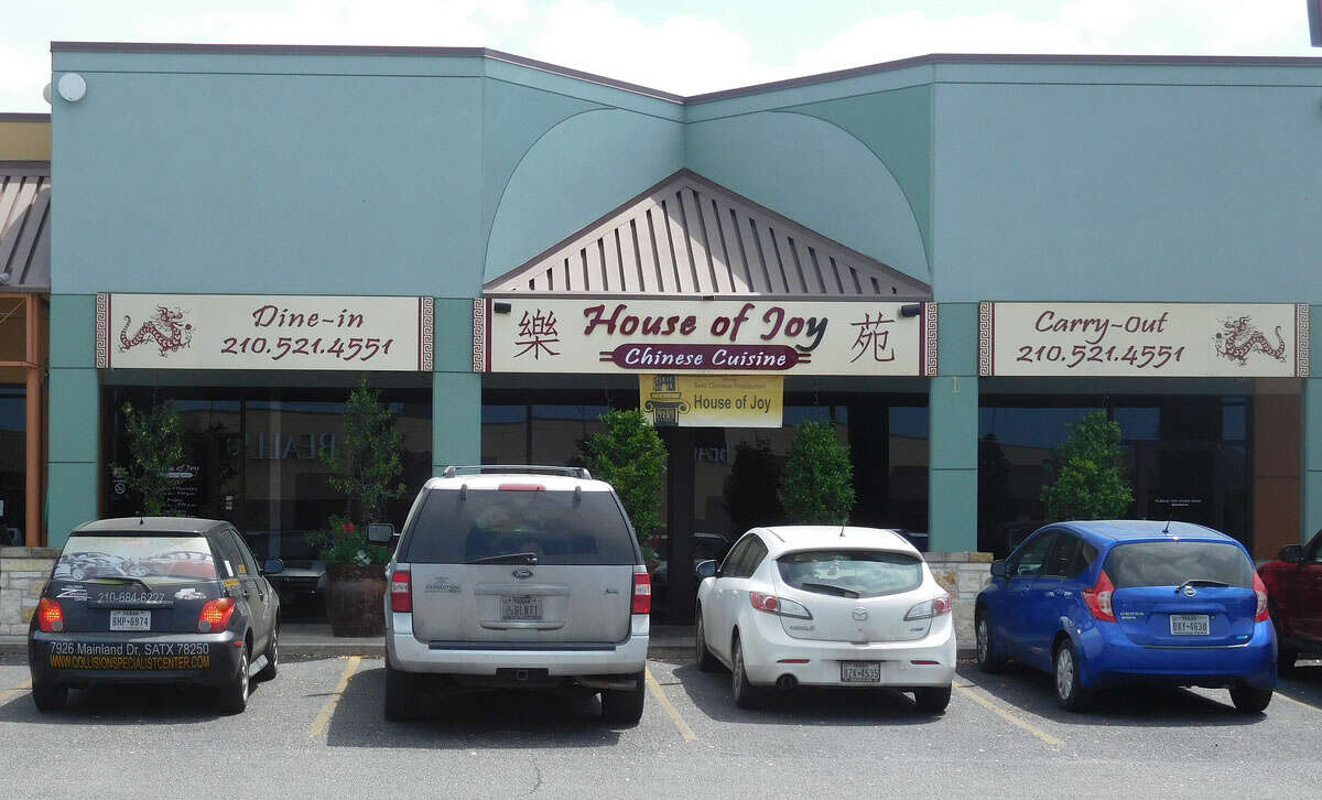 House of Joy Chinese Cuisine at 8407 Bandera Road, Suite 129, San Antonio, TX 78250 Take Out 210-521-4551 CLICK HERE!