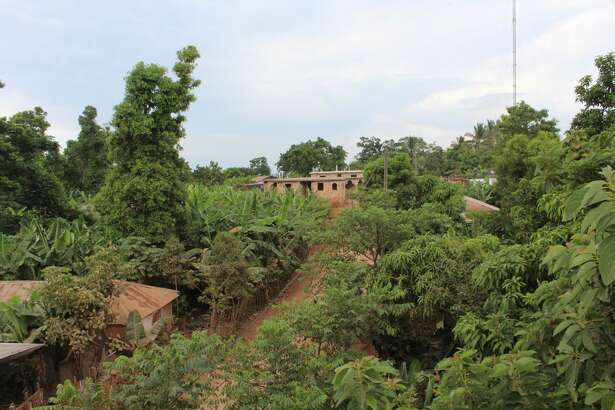The rural community of Mare Rouge is in the Northwest Department of Haiti.