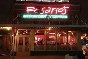 Rosario's at 910 S Alamo St. and 9715 San Pedro Ave. will open at 4 p.m.