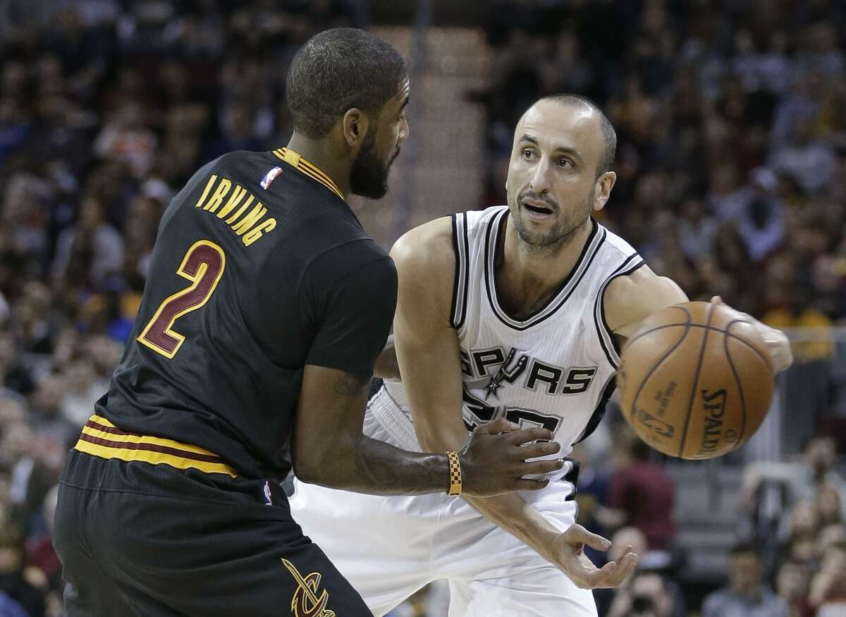 3. Manu's legs Will Manu Ginobili be able to average nearly 19 minutes as he did in 69 games last season or will age finally catch up with the 40-year-old?