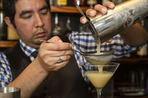 Bartenders at Bexar County bars, restaurants and venues poured $45.9 million worth of beer, wine and liquor in November, according to the Texas Comptroller's office.