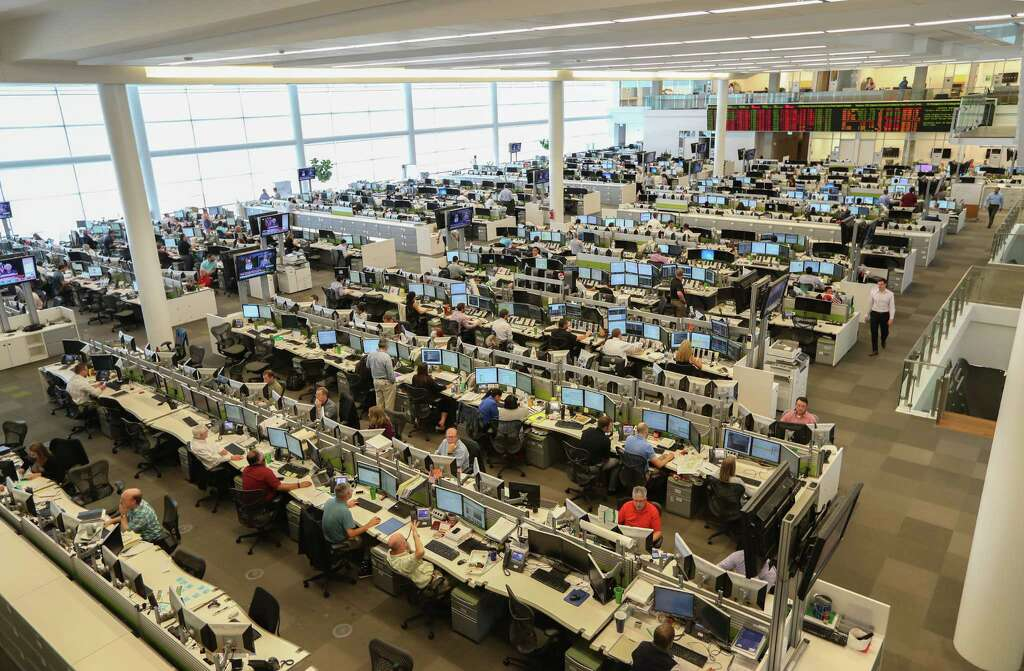 BPu0027s Natural Gas And Power Trading Arm Has Returned To BPu0027s Helios Plaza Trading  Floor,