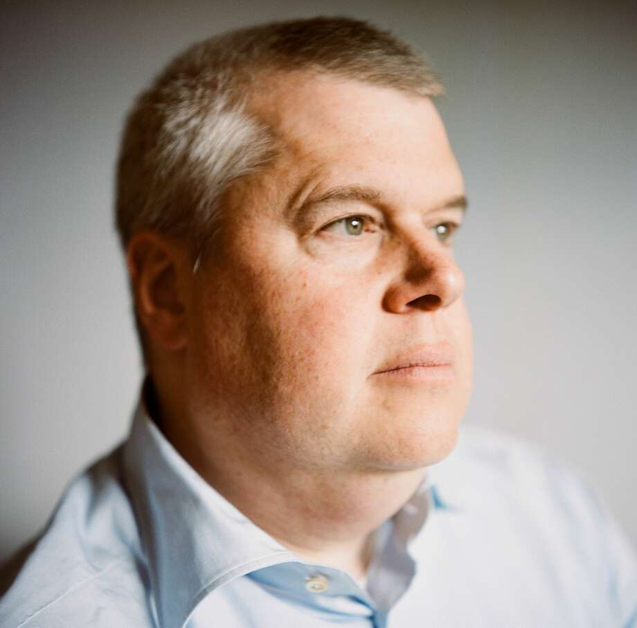"Daniel Handler has a new play opening, ""Imaginary Comforts or The Story of the Ghost of the Dead Rabbit"" Photo: Meredith Heuer"
