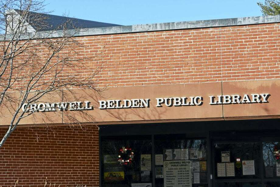 Cromwell Belden Public Library Photo: Middletown Press File Photo