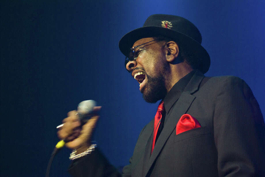 Memphis-born blues singer and songwriter WILLIAM BELL
