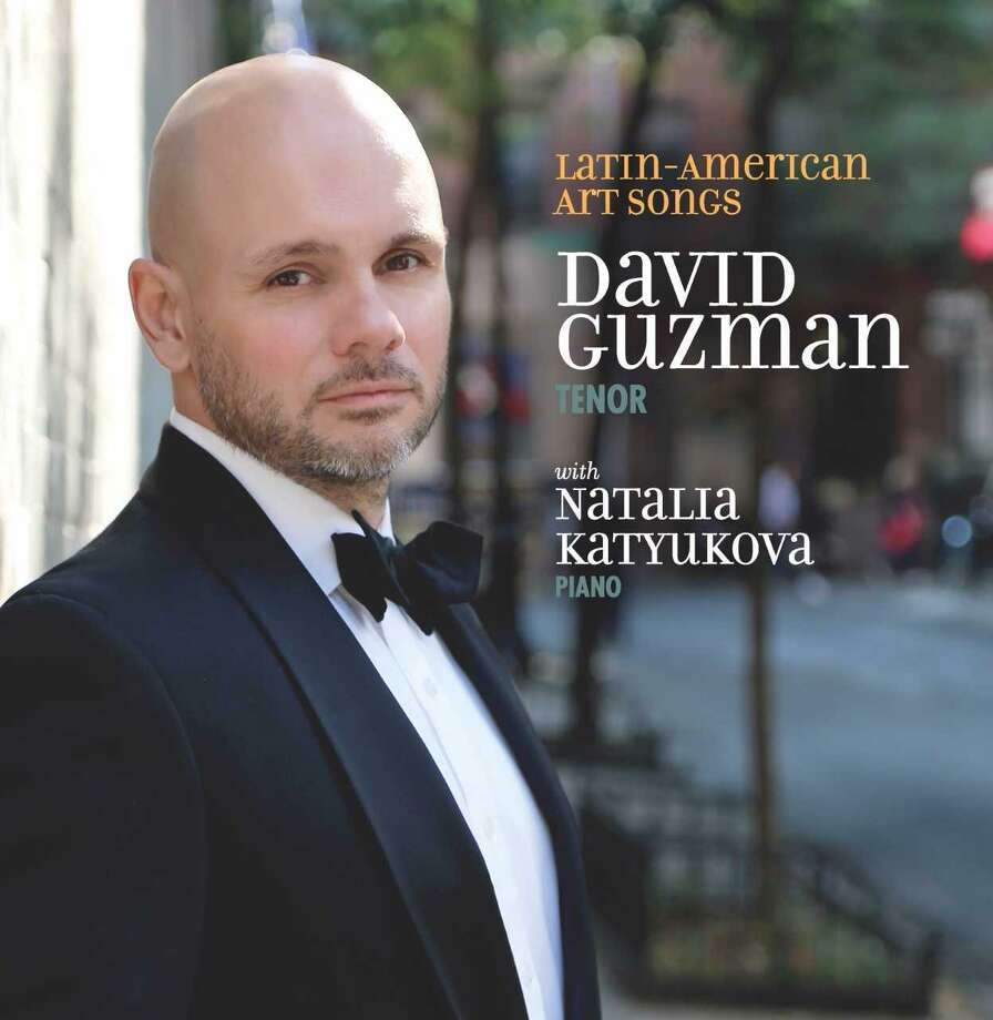 """St. Thomas More tenor David Guzman will perform selections from his album """"Latin American Art Songs"""" at the Darien, Conn. church on Oct. 1, 2017. Photo: Contributed Photo / Contributed Photo / Darien News contributed"""