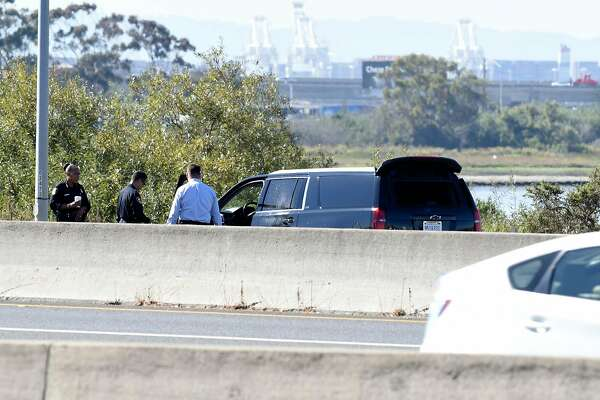 Homicide suspect shot dead by police on freeway was Wine