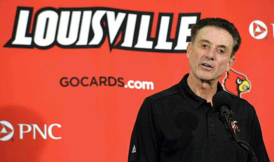 Since former Rick Pitino is gone from Louisville, the city's pro basketball chances might escalate. Photo: Photos By Timothy D. Easley / Associated Press / AP