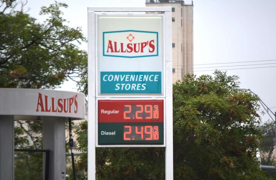 The lowest posted price for regular unleaded gasoline Wednesday in Plainview was $2.29 per gallon at several locations, including Allsup's at Eighth and Columbia. In fact, according to the Gas Buddy website, the average price for regular unleaded in Hale County was $2.33 per gallon compared to $2.38 in Lubbock County. The average Texas price is $2.44.