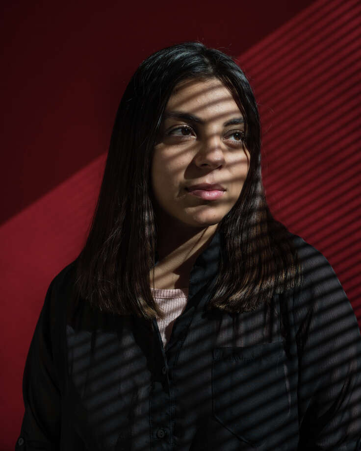 Vanessa Alvarez Sanchez, a DACA recipient, poses for a portrait in Seattle on Wednesday, Sept. 27, 2017. Alvarez Sanchez arrived in the U.S. at age seven in 2000. Photo: GRANT HINDSLEY, SEATTLEPI.COM / SEATTLEPI.COM