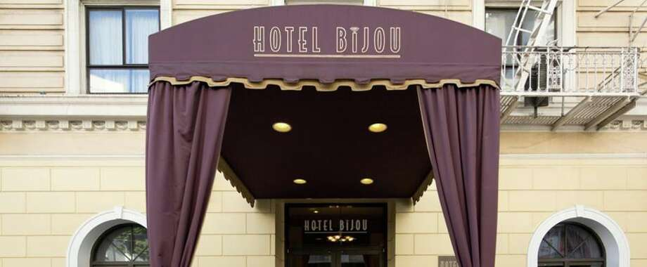 Hotel Bijou, home of Gibson