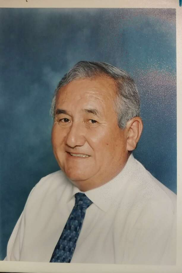 A SAWS retiree, Roberto Anguiano later was a trustee for eight years. Photo: Courtesy Photo