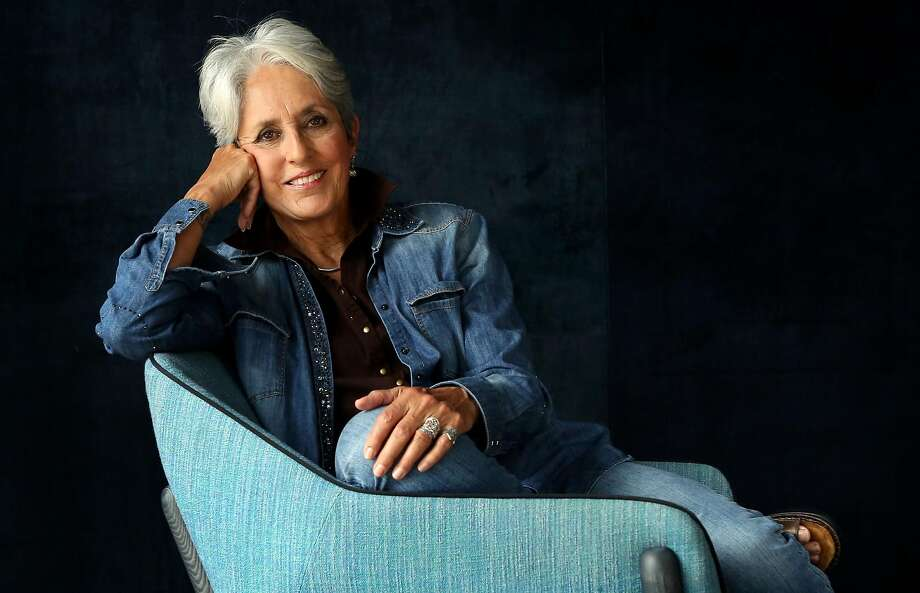 Joan Baez Photo: James Croucher, News Corp Australia