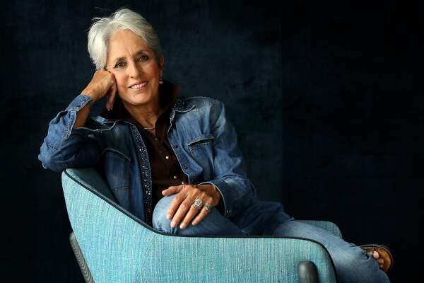 Joan Baez Now Rises Up Painting Her Heroes Sfchronicle Com