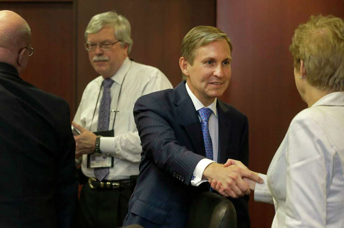 Peter Pisters, MD Anderson Cancer Center president-elect, will be paid more than $1.8 million under a package approved Thursday by University of Texas System regents.