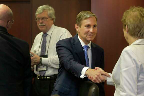 Peter Pisters, MD Anderson Cancer Center president-elect, told employees Wednesday he may modify and apply lessons he learned in Canada.