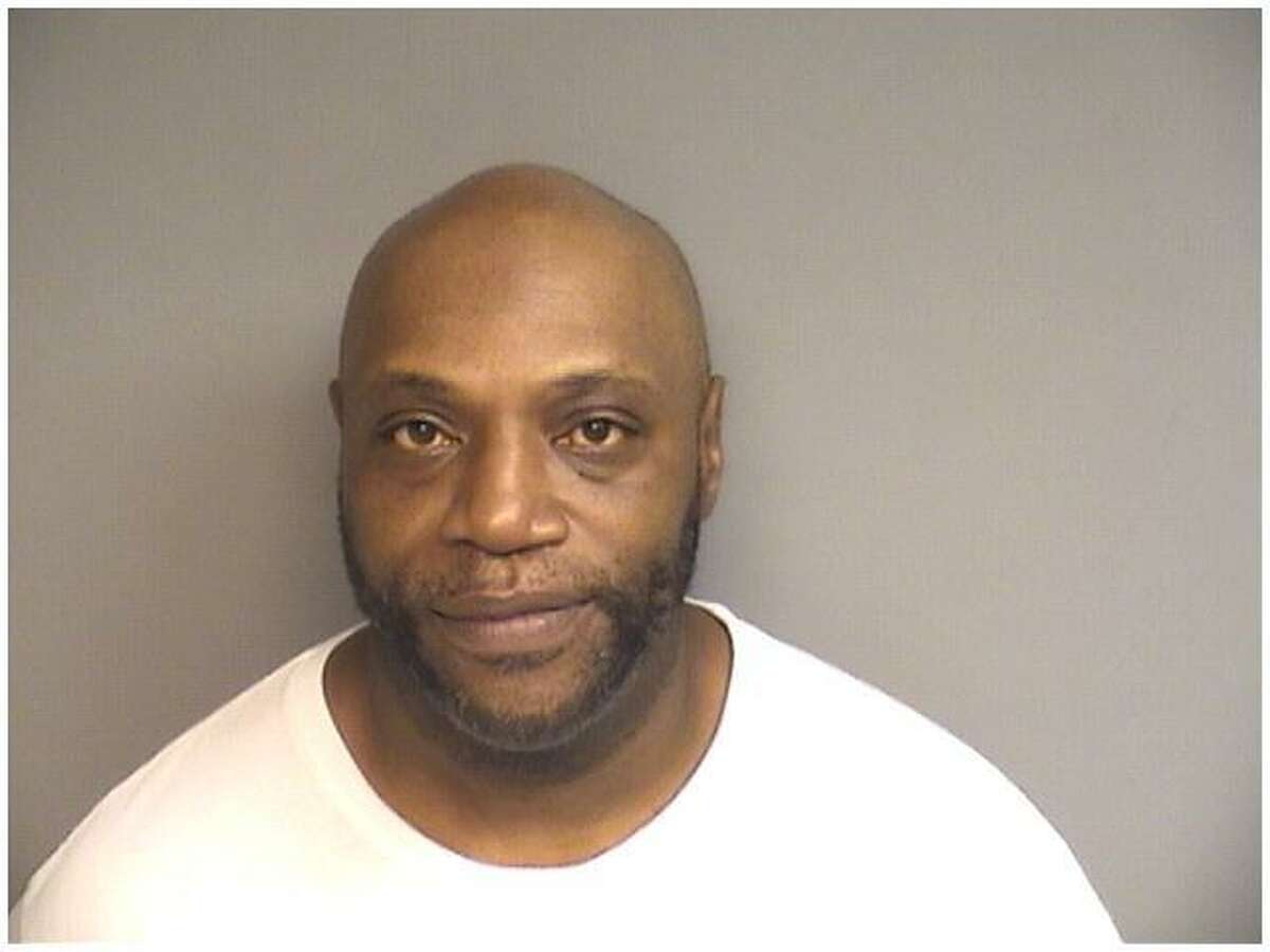 """Timothy """"Tank"""" Armstrong was charged with dealing cocaine and marijuana as part of a drug operation conducted by Stamford's Narcotics and Organized Crime squad and the Drug Enforcement Agency."""