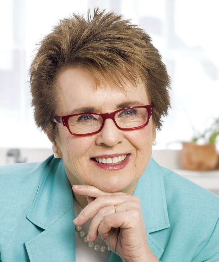 Trailblazer Billie Jean King will be featured as keynote speaker at Fairfield County's Community Foundation's Fund for Women & Girls Annual Luncheon on April 5, 2018, at the Hyatt Regency in Greenwich, Conn. The Fund for Women & Girls is celebrating 20 years of impact. Photo: Contributed Photo / Greenwich Time Contributed
