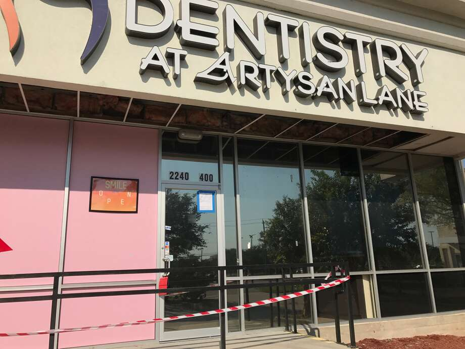 Dentistry at Artysan Lane, owned by Dr. Rachel Foreman, was closed for nearly three weeks due to damage from a tornado that ripped through Missouri City on Aug. 25. Photo: Bridget Balch
