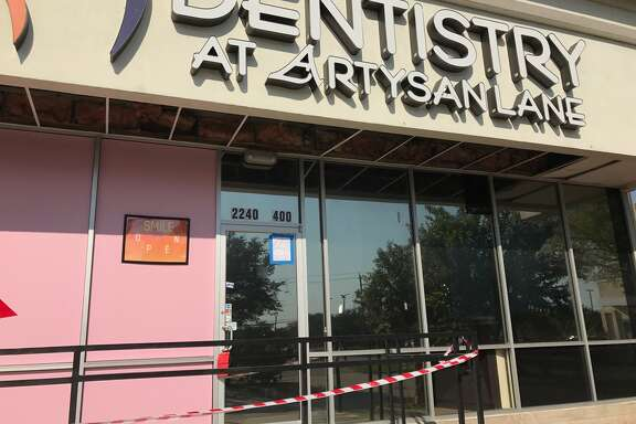 Dentistry at Artysan Lane, owned by Dr. Rachel Foreman, was closed for nearly three weeks due to damage from a tornado that ripped through Missouri City on Aug. 25.