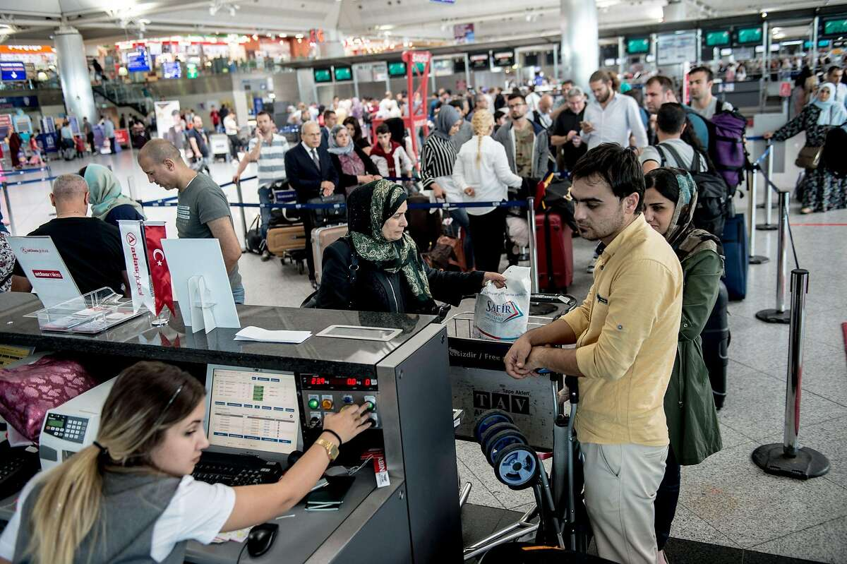 Istanbul's overcrowded Ataturk Airport will soon play second fiddle Istanbul New Airport, with many flights moving there in 2019