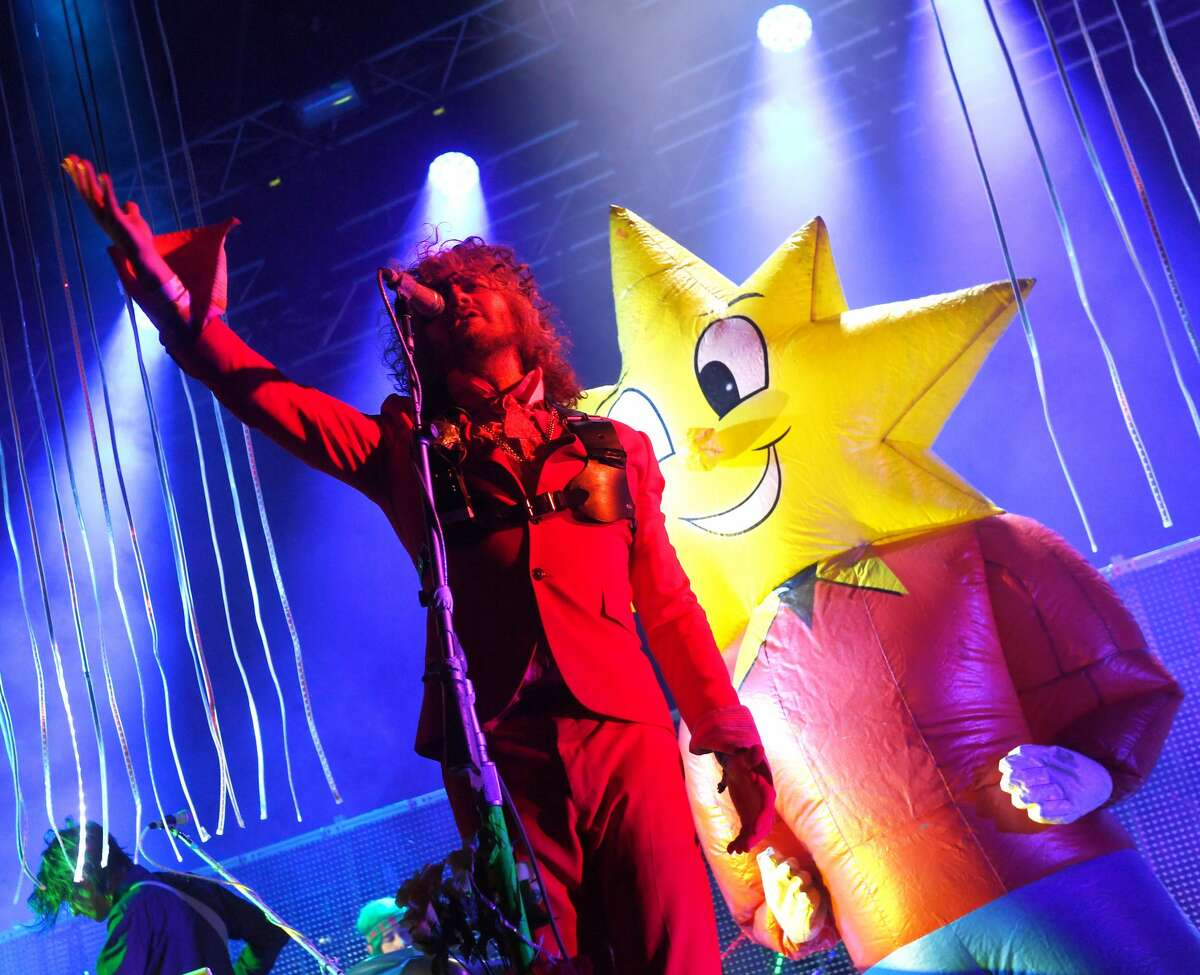 Flaming Lips:The band will be performing at Revention Music Center on Friday, Sept. 29 at 8 p.m. More Details: www.reventionmusiccenter.com