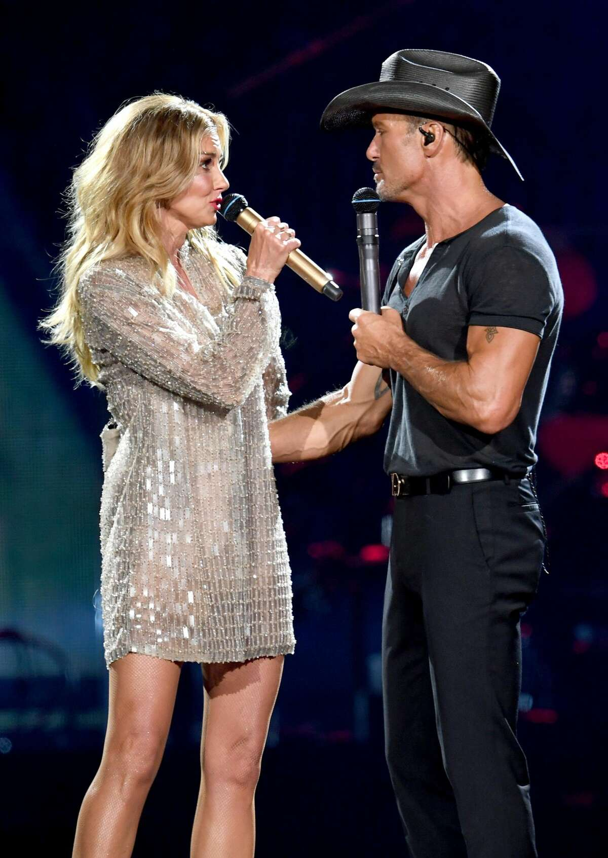 Faith Hill and Tim McGraw: The country singers will be performing at the Toyota Center on Friday, Oct. 6 at 7:30 p.m. More Details: www.houstontoyotacenter.com