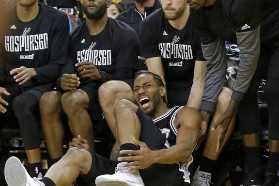 Kawhi Leonard has not returned to the court since May 14.