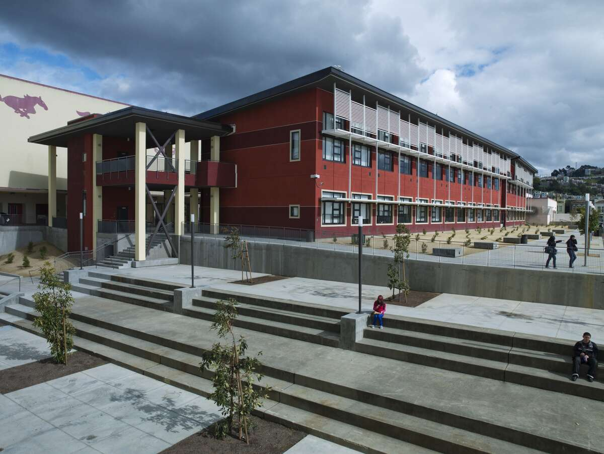 2. Abraham Lincoln High School 2162 24th Ave. 2019 Enrollment: 2,070