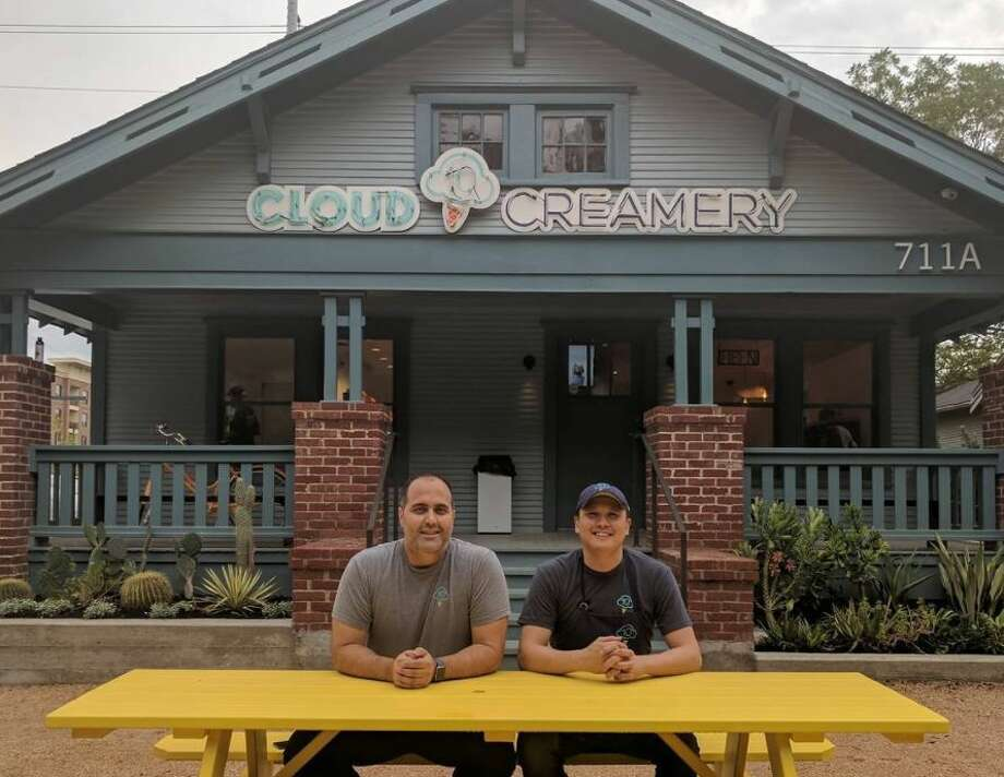 Cloud 10 Creamery now has a sibling establishment in the Heights. >>>See Houston's best frozen treats.