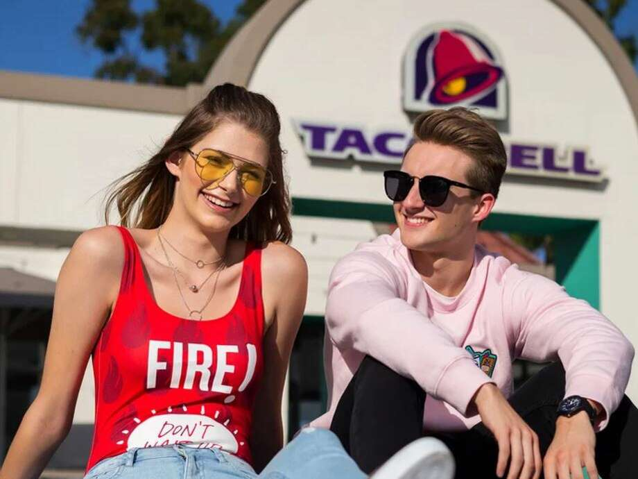 Forever 21 and Taco Bell are taking your taco and fashion fandom to a new level. Photo: Courtesy