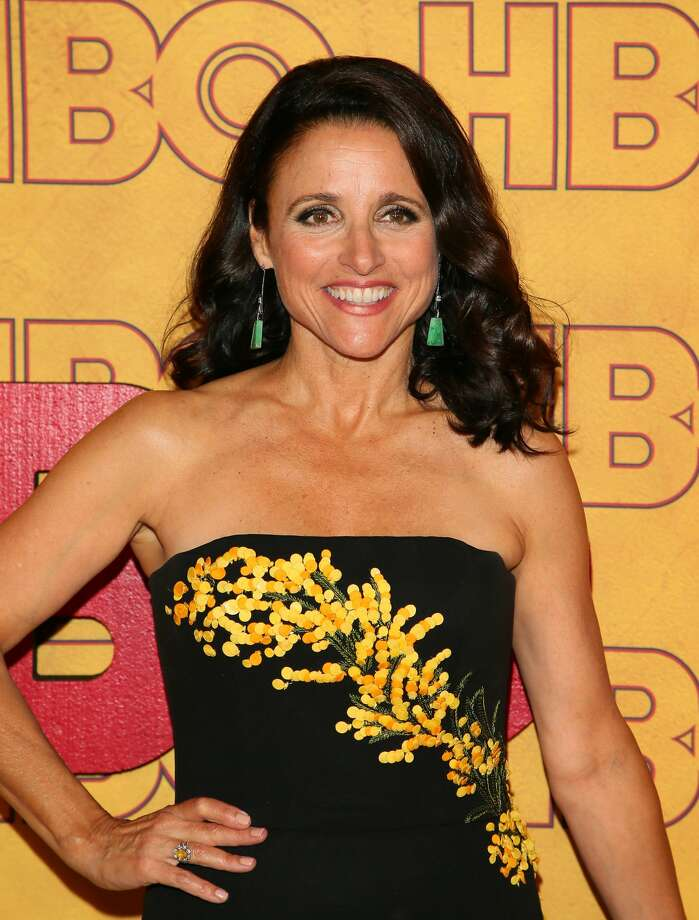 Julia Louis-DreyfusThe Emmy award-winning actress revealed on Twitter in September 2017 that she has breast cancer. Photo: JB Lacroix/WireImage