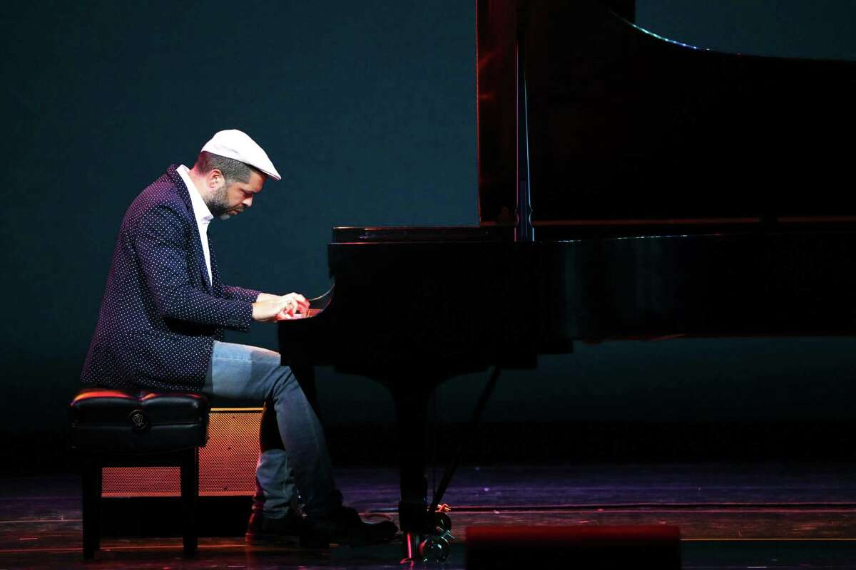 Grammy Award-winning jazz pianist Jason Moran came home to Houston to participate in the