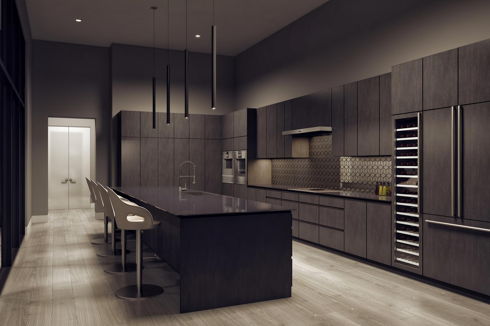 Kitchen Construction Begins Soon : Building houston giorgetti construction to begin soon