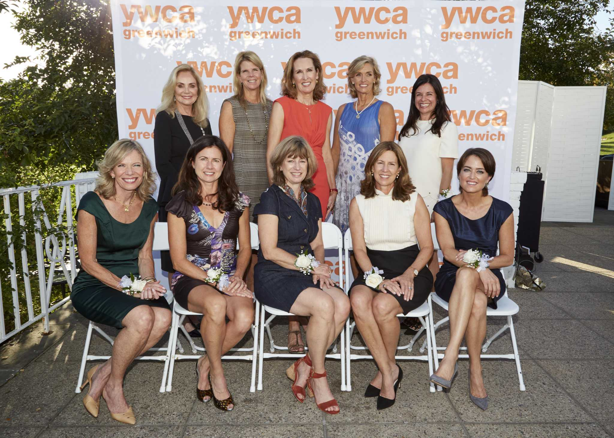 Greenwich Ywca Honors 10 For Volunteerism Spirit Of Greenwichtime