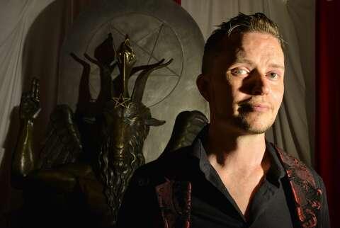 The Satanic Temple says Netflix's 'Sabrina' stole Baphomet statue