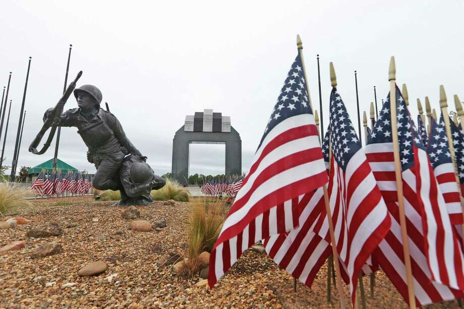 World War II monuments such as the National D-Day Memorial in Bedford, Va., fall short of conveying the experience of living through the war. Photo: Steve Helber, STF / Copyright 2017 The Associated Press. All rights reserved.