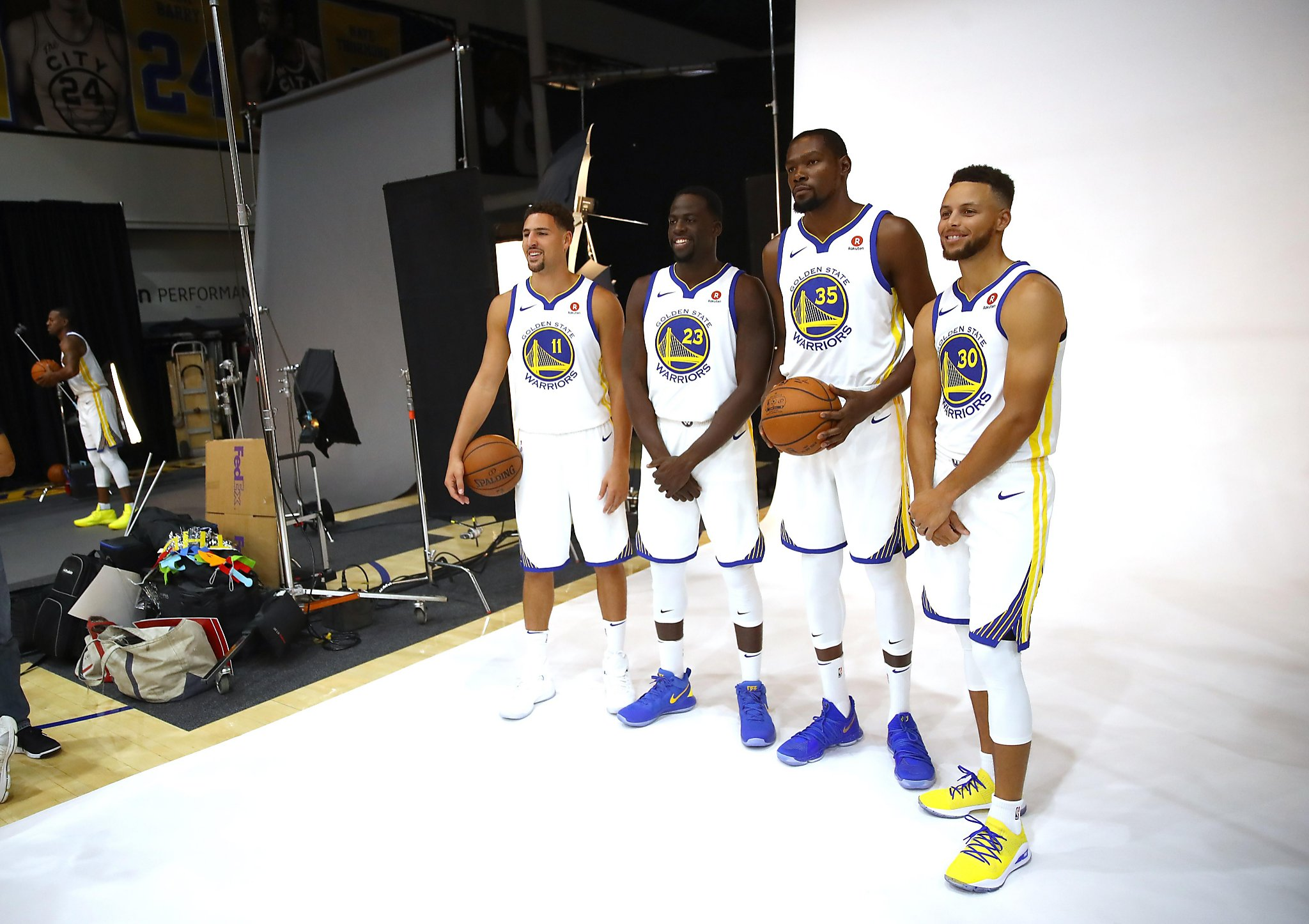 9bed1a79e0d Warriors hope to keep Core Four together