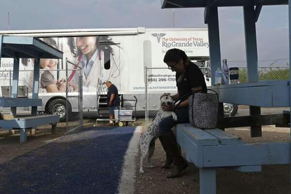 UTRGV mobile clinic brings health care to vulnerable