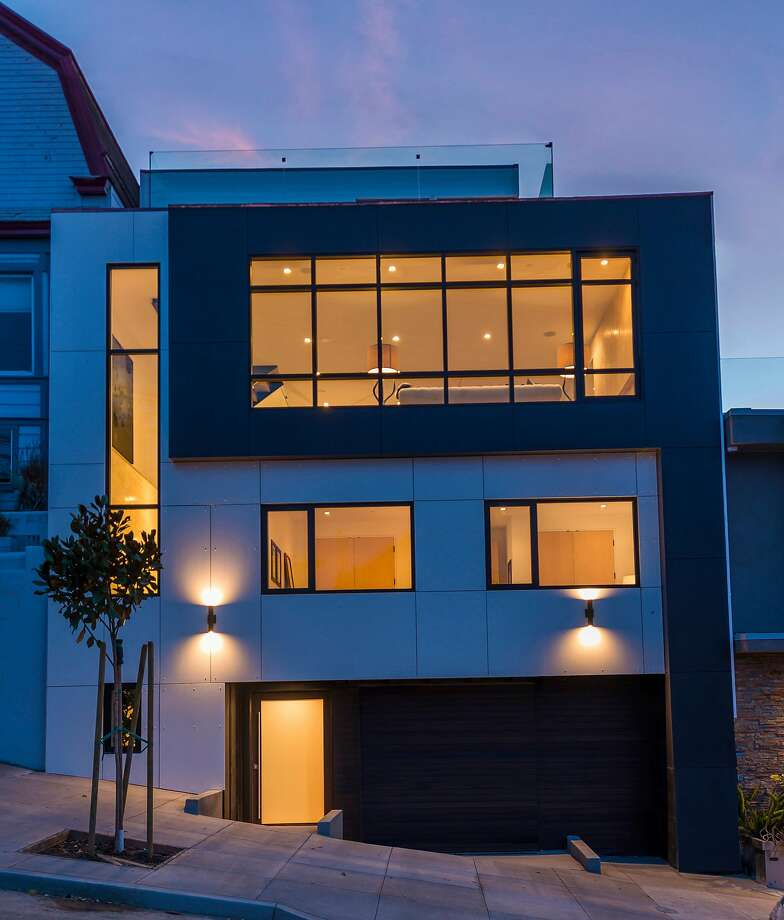 1188 Diamond St. is a five-bedroom in Noe Valley available for $4.75 million. Photo: Olga Soboleva / Vanguard Properties