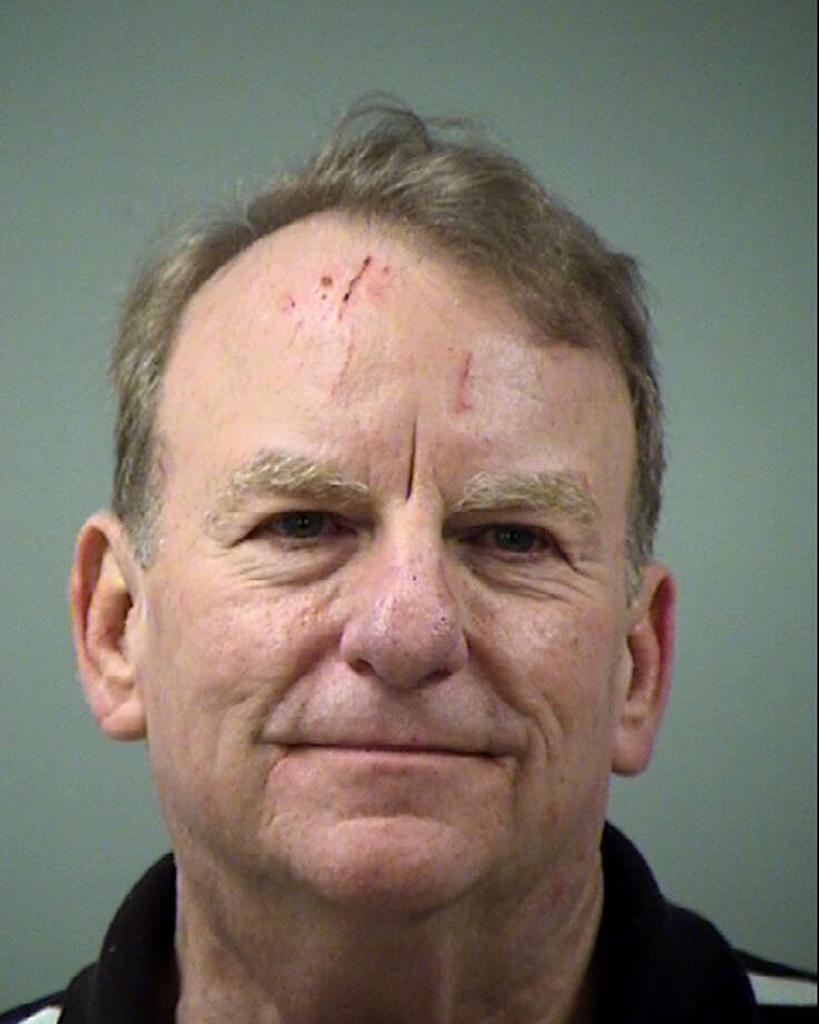 John Morgan Campbell, a former H-E-B executive, was charged Thursday, Sept. 28, 2017, in a 53-count indictment with acquiring and possessing nude, sexually explicit photos and videos of males under age 18. Photo: Bexar County Sheriff's Office