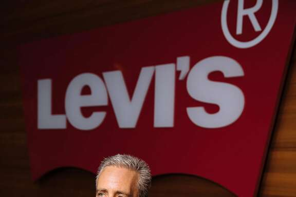 Executive Vice President and President of Global Ecommerce, Marc Rosen, photographed at Levi Strauss & Co. in San Francisco, Calif. Tuesday, September 12, 2017.
