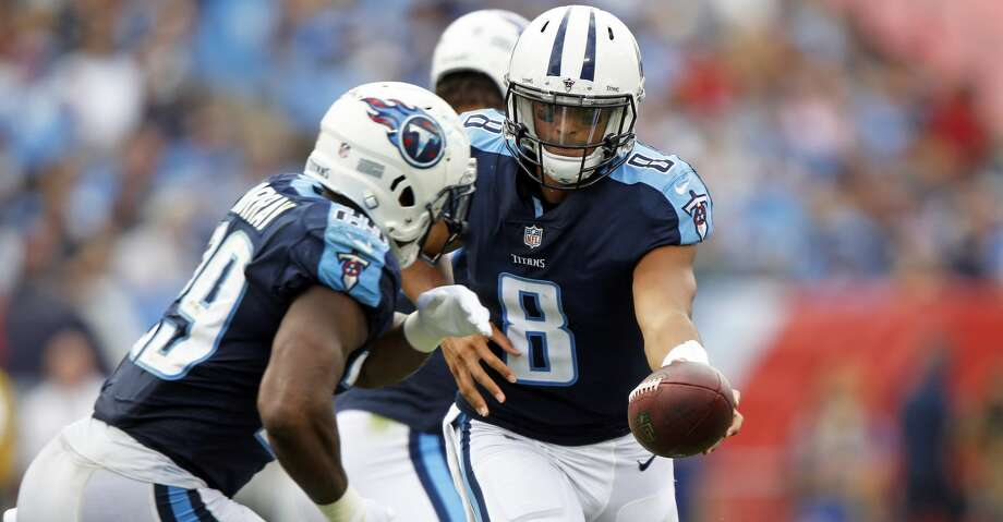 Tennessee minus-1 ½ at HoustonTitans 23-20 Photo: Wade Payne/Associated Press
