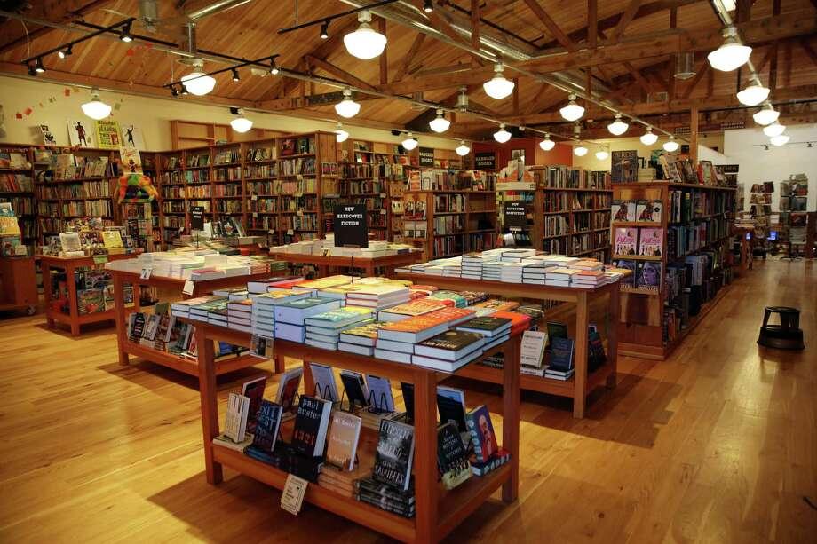 Third Place Books in Seward Park, photographed Thursday, Sept. 28, 2017. Photo: GENNA MARTIN, SEATTLEPI / SEATTLEPI.COM